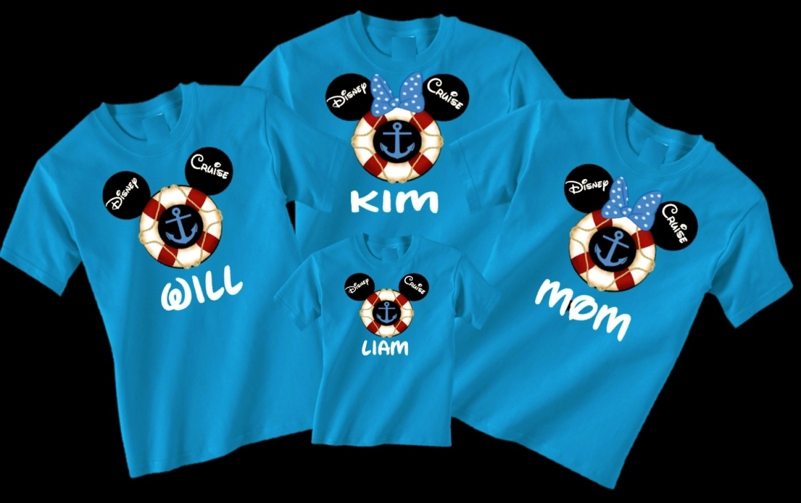 disney cruise family vacation t shirts | the official site of logan