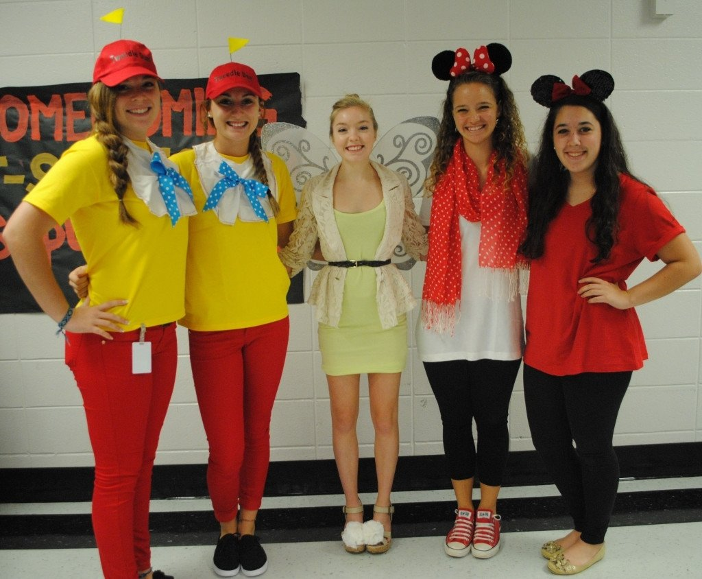 10 Spectacular Twin Day Dress Up Ideas disney day at school miss rs 2nd grade class 2 2020