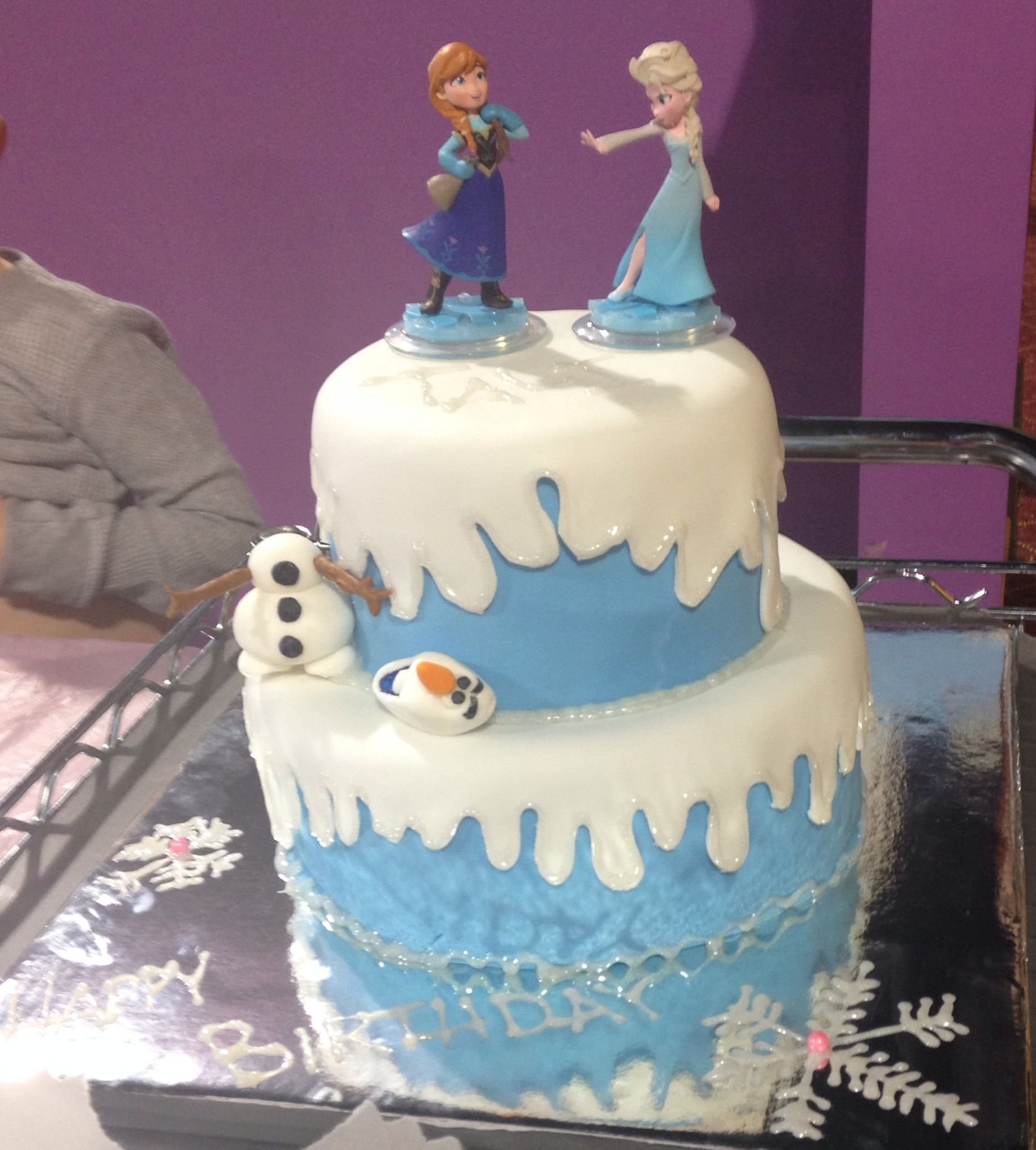 10 Great 4 Year Old Birthday Cake Ideas disney frozen birthday cake for a 4 year old hillymills cakes