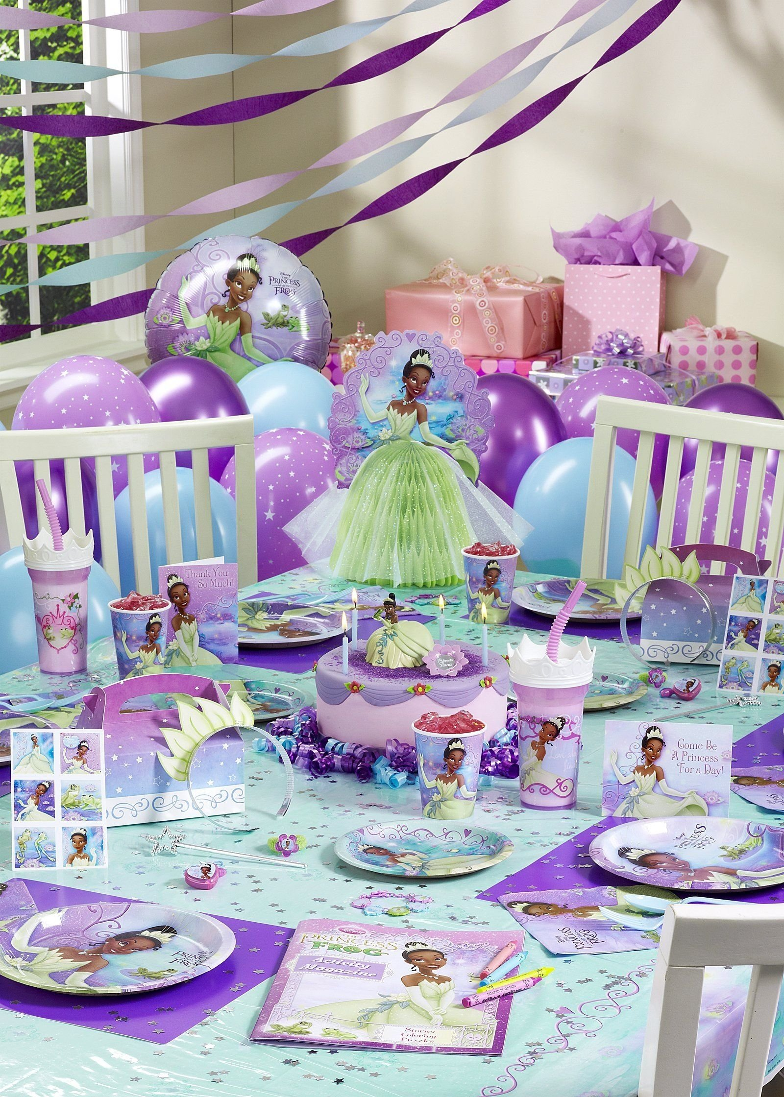 10 Lovable Princess And The Frog Birthday Ideas disney princess and the frog ultimate party pack for 8 baby stuff 1 2020
