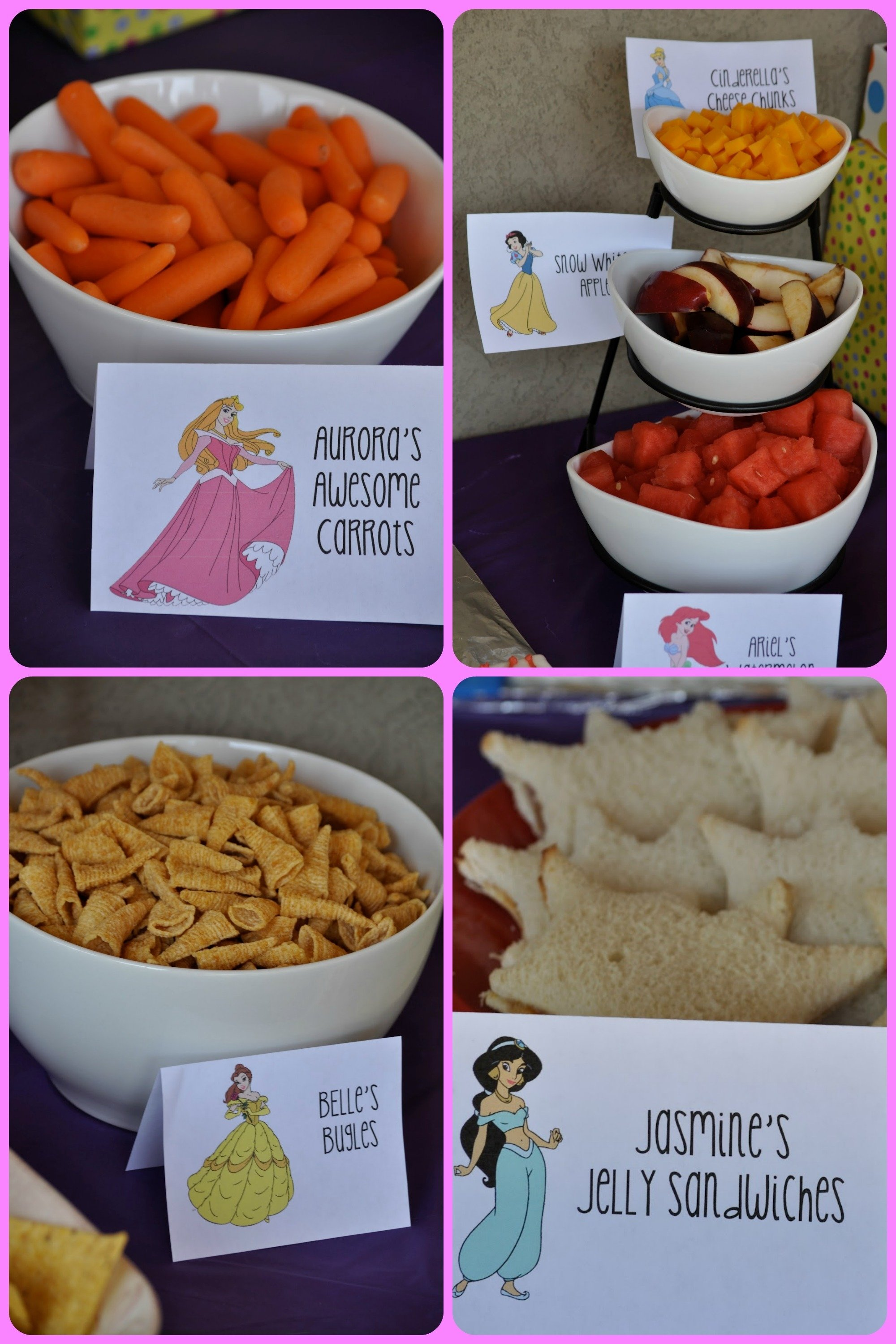 10 Attractive Disney Princess Party Food Ideas disney princess birthday party ideas archives events to celebrate 1 2020