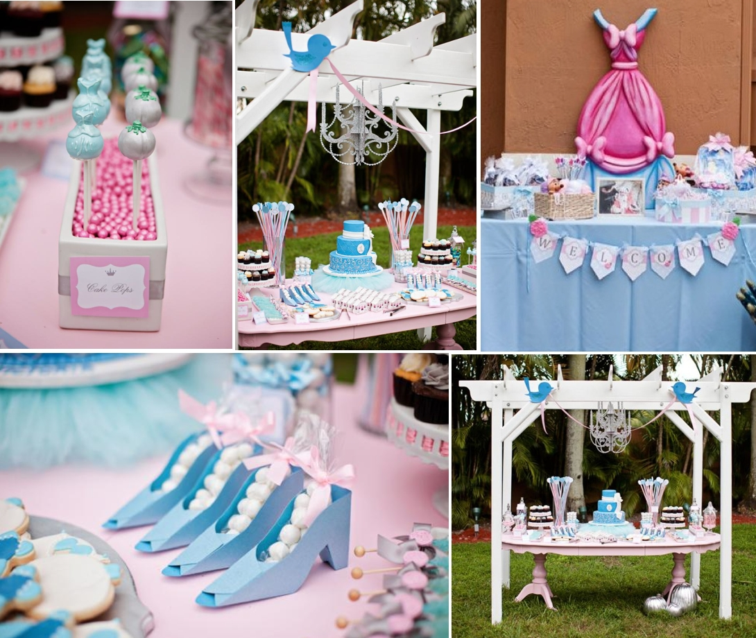 10 Beautiful Disney Princess Birthday Party Ideas disney princess cinderella girl 1st birthday party planning ideas 10 2020
