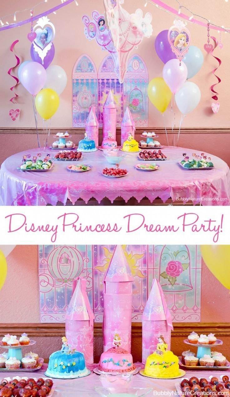 10 Attractive 1St Birthday Princess Party Ideas disney princess dream party celebration cbias shop dreamparty 2021