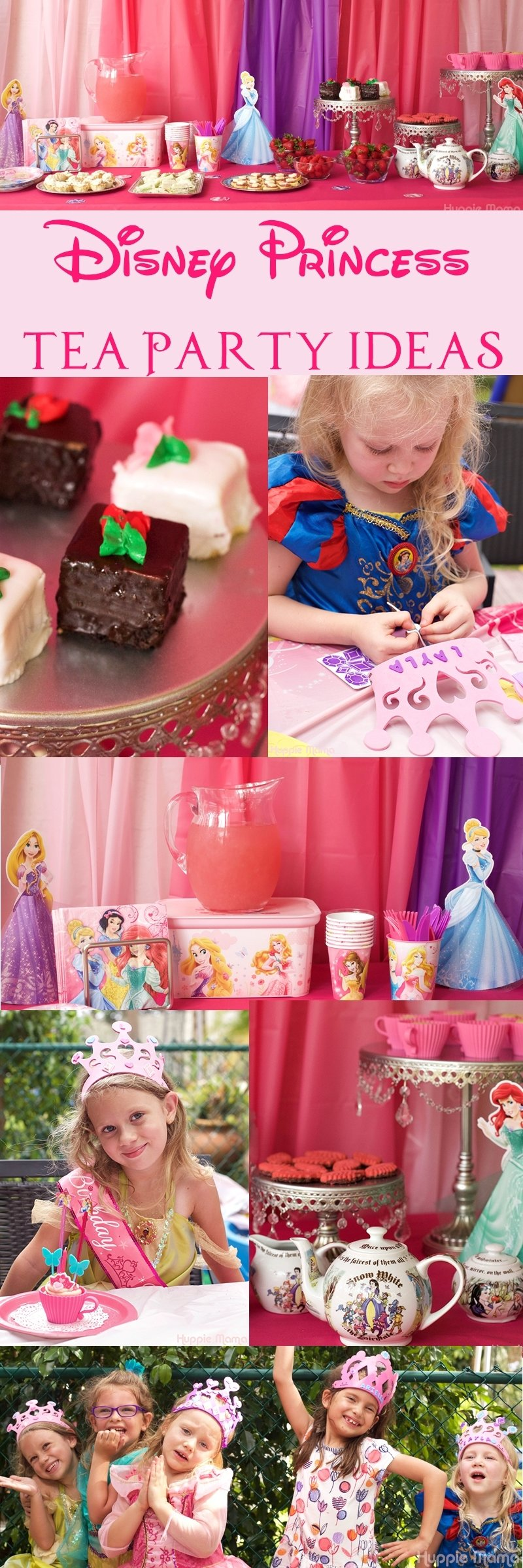 10 Nice Princess Tea Party Food Ideas disney princess tea party ideas our potluck family