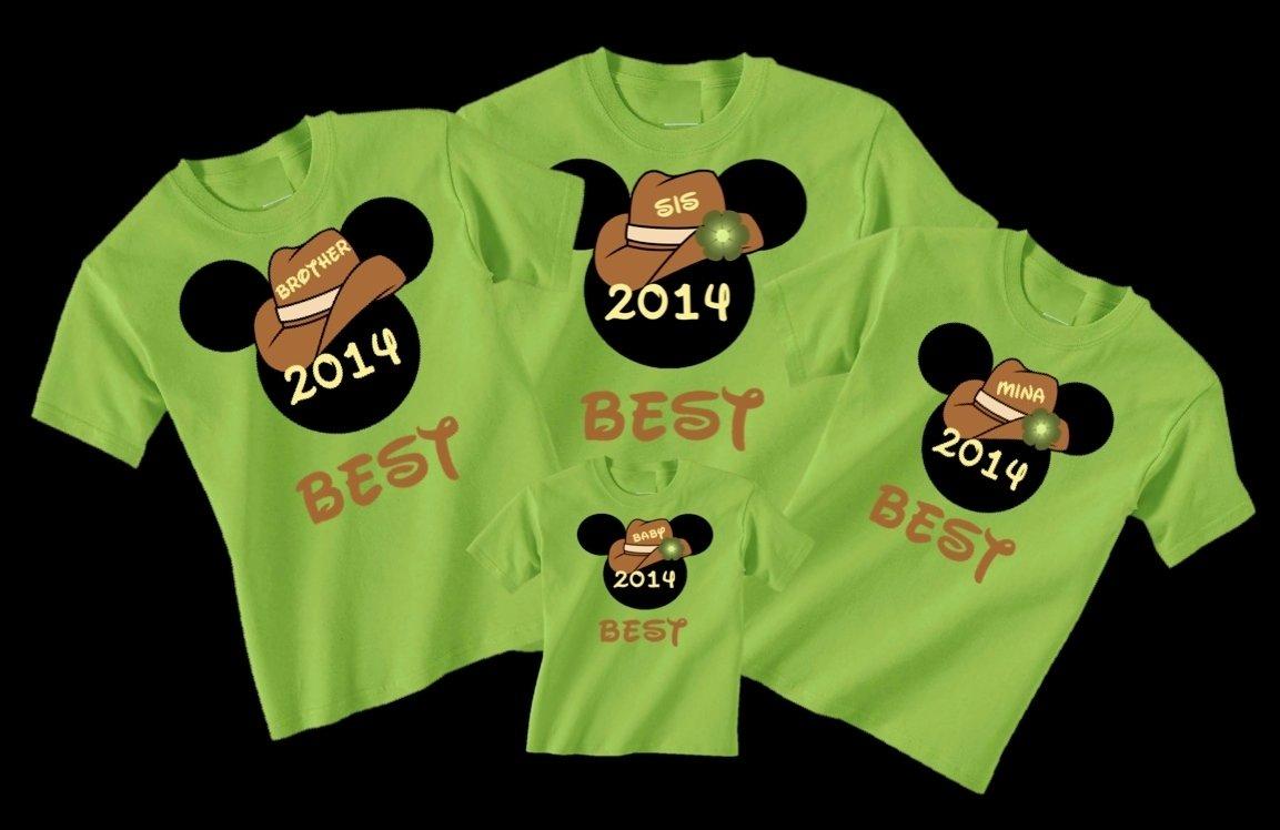 10 Fabulous Family Vacation T Shirt Ideas disney safari cowboy hat family vacation t shirts c2b7 laylas runway 2021