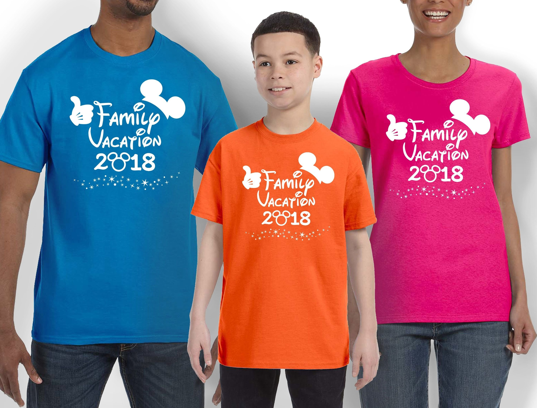 10 Fabulous Family Vacation T Shirt Ideas disney shirts for familymatching family vacation tshirtdisney 2021
