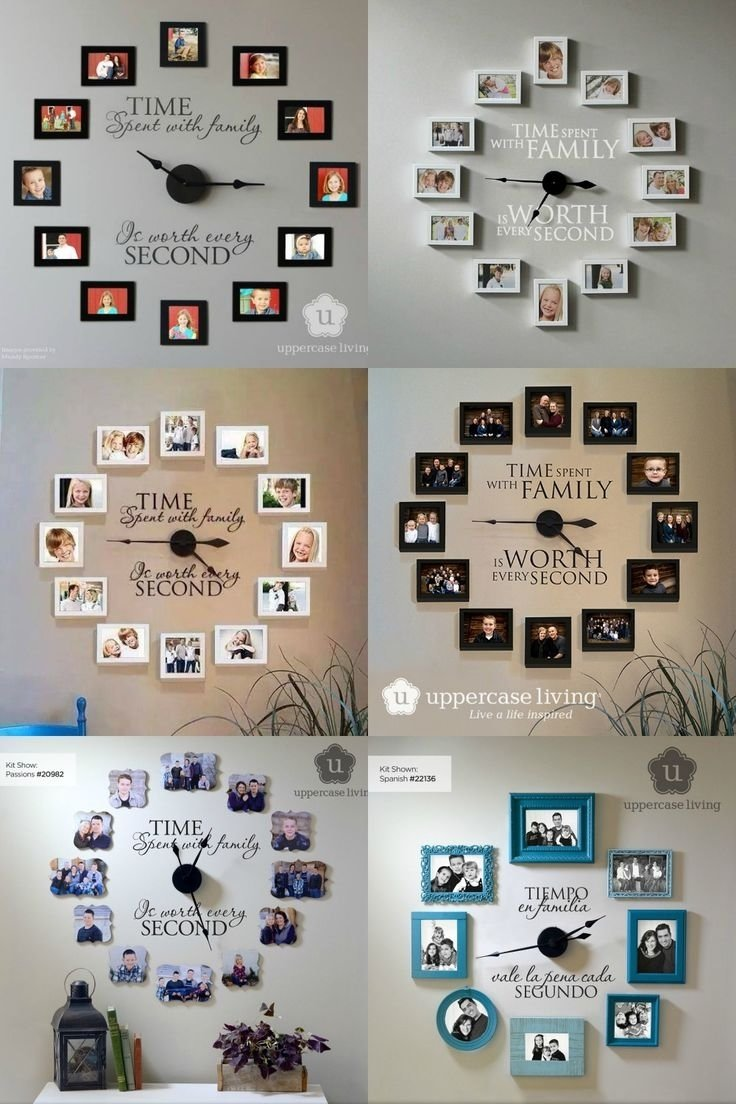 10 Unique Hanging Pictures On Wall Ideas display family photos pictures on wall photography ideas to home 2020