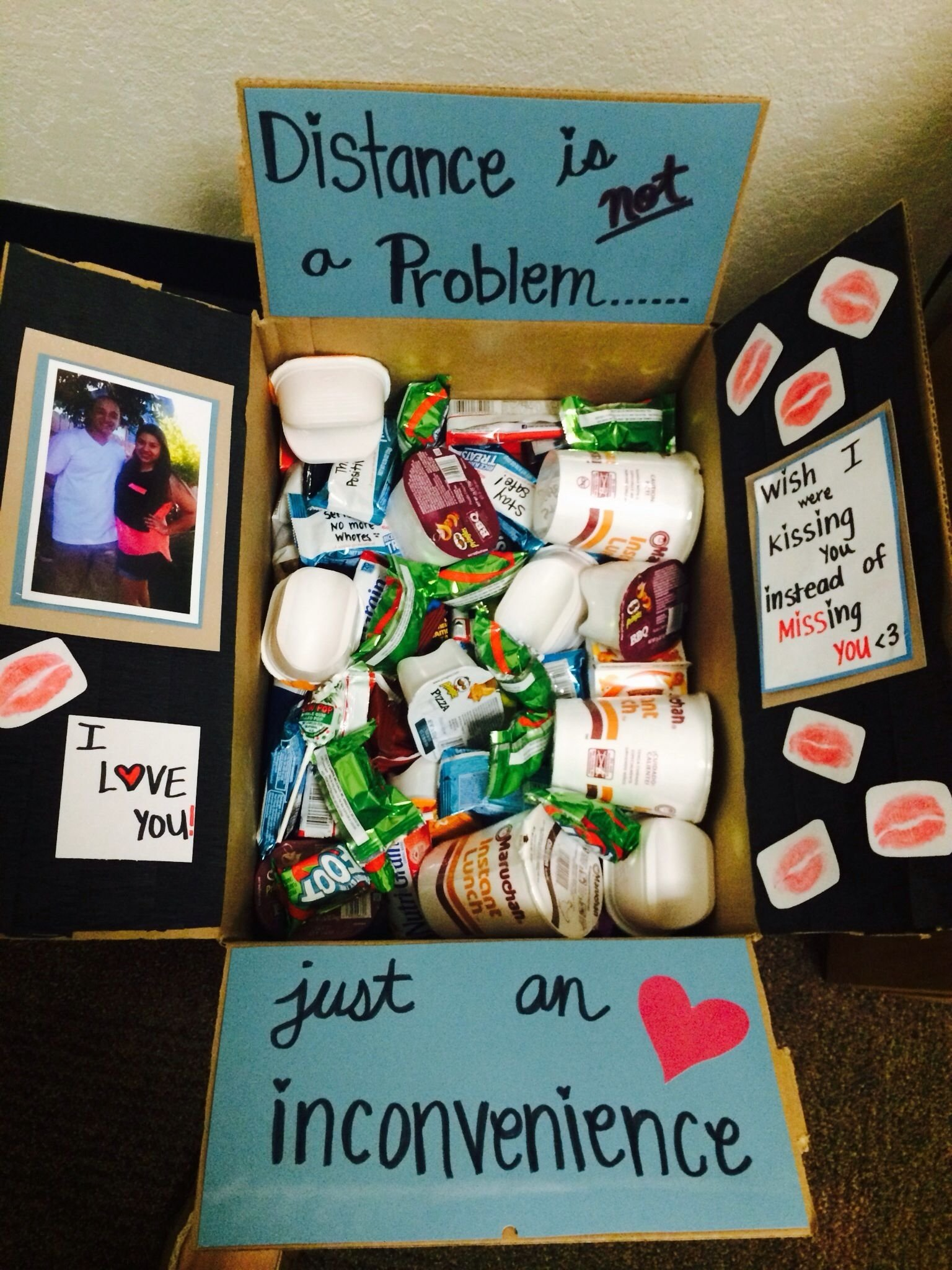 10 Most Popular Care Package Ideas For Soldiers distance isnt a problem just an inconvenience deployment package 3 2021
