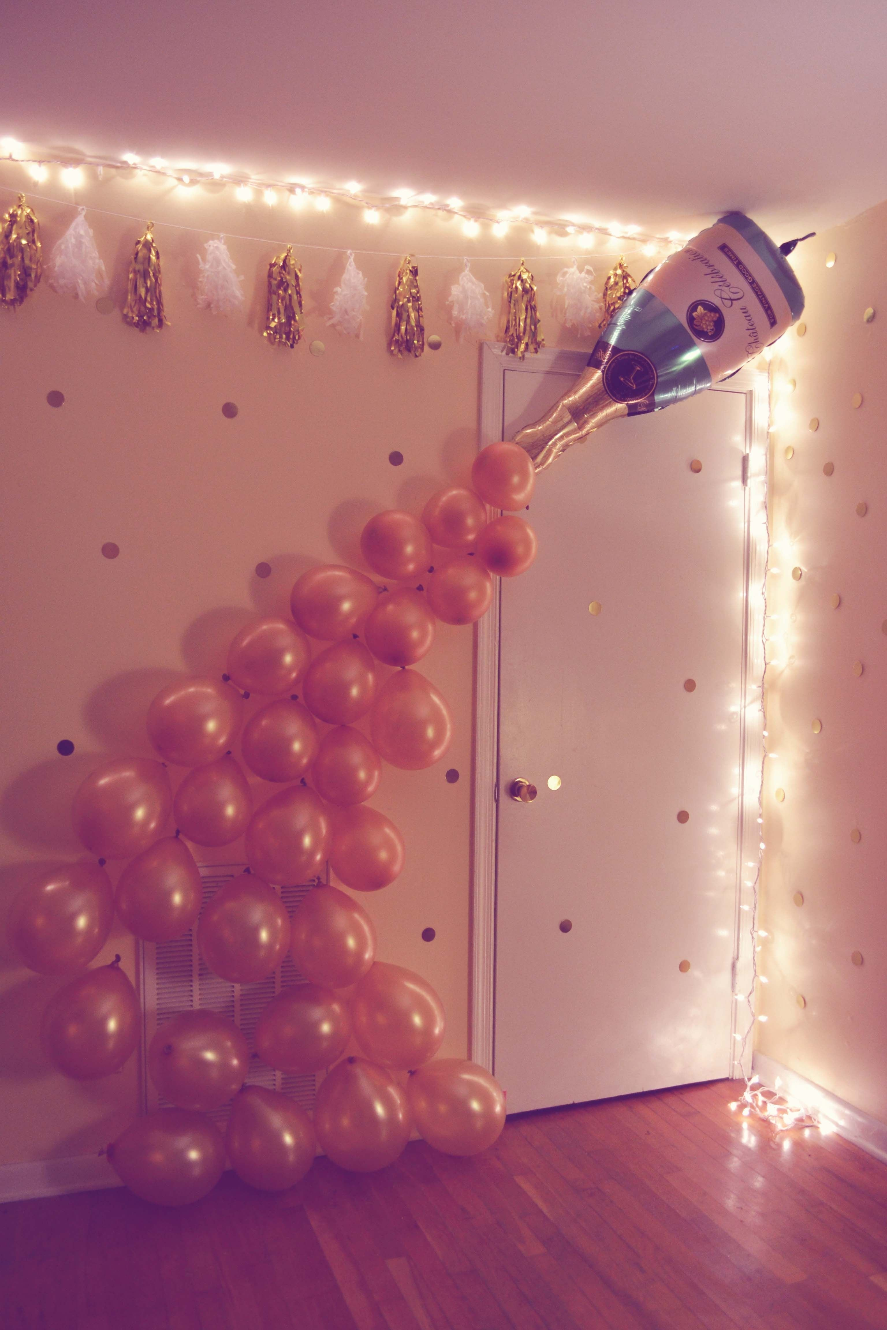 10 Fabulous Birthday Party Ideas For 18 Year Old Female Diy 21st