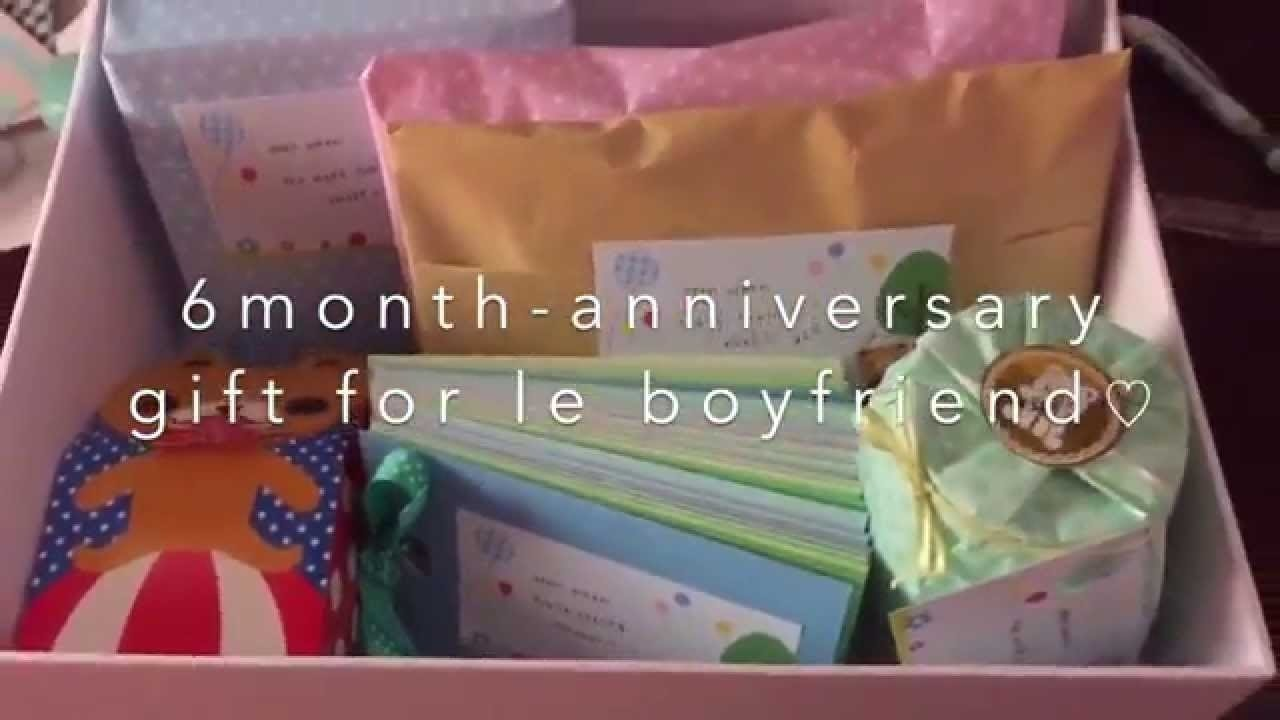 10 amazing 6 month anniversary gift ideas for him diy 6 monthiversary gift . & Diy 1 Month Anniversary Gifts For Boyfriend - BestChristmasGifts.CO