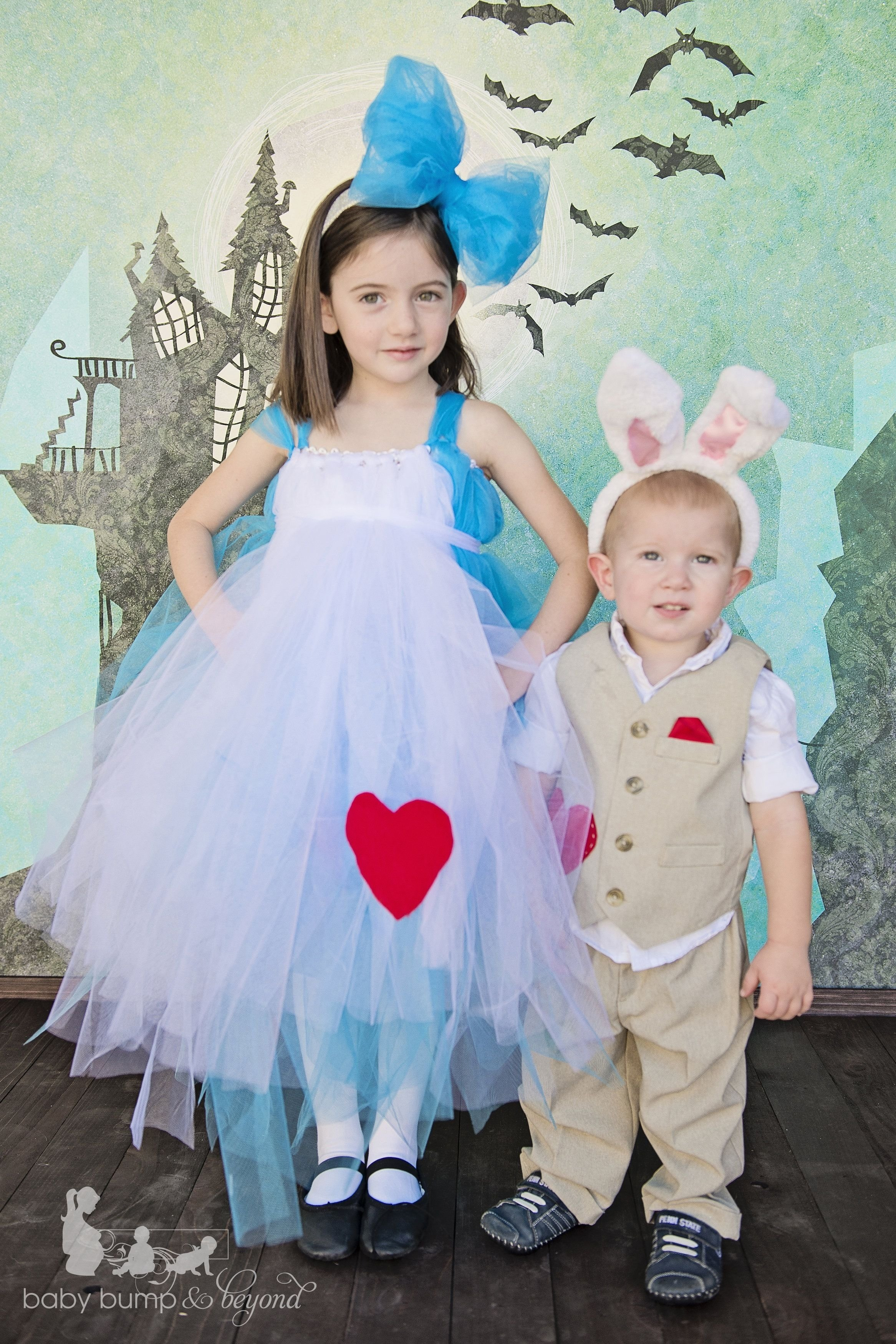diy alice in wonderland costumes homemade halloween costumes