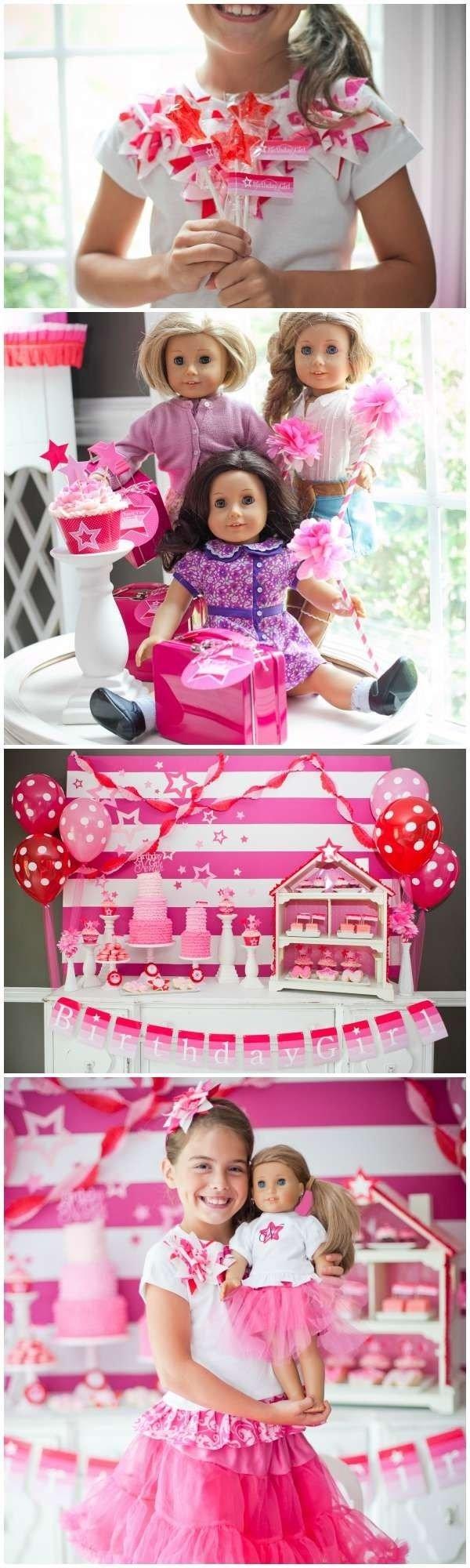 10 great american girl doll birthday party ideas