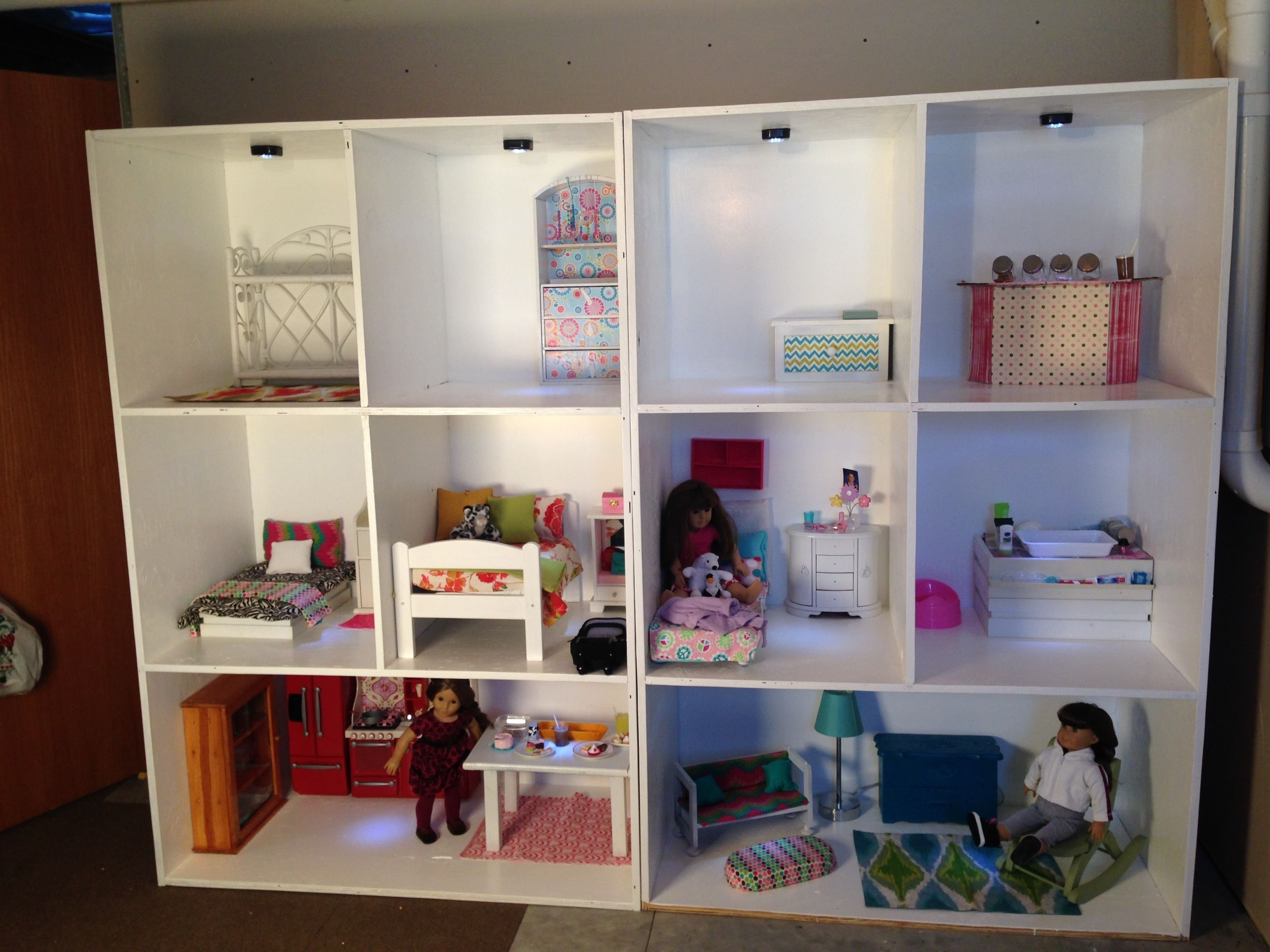 diy american girl dollhouse | diy american girl doll house | ag doll