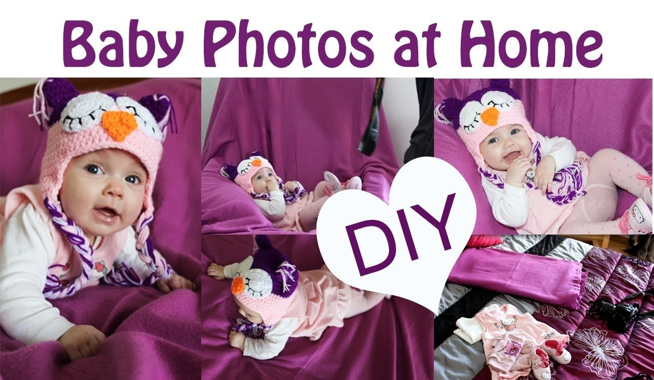 10 Best Baby Picture Ideas At Home diy baby photoshoot at home easy simple ideas pictures i took 2020