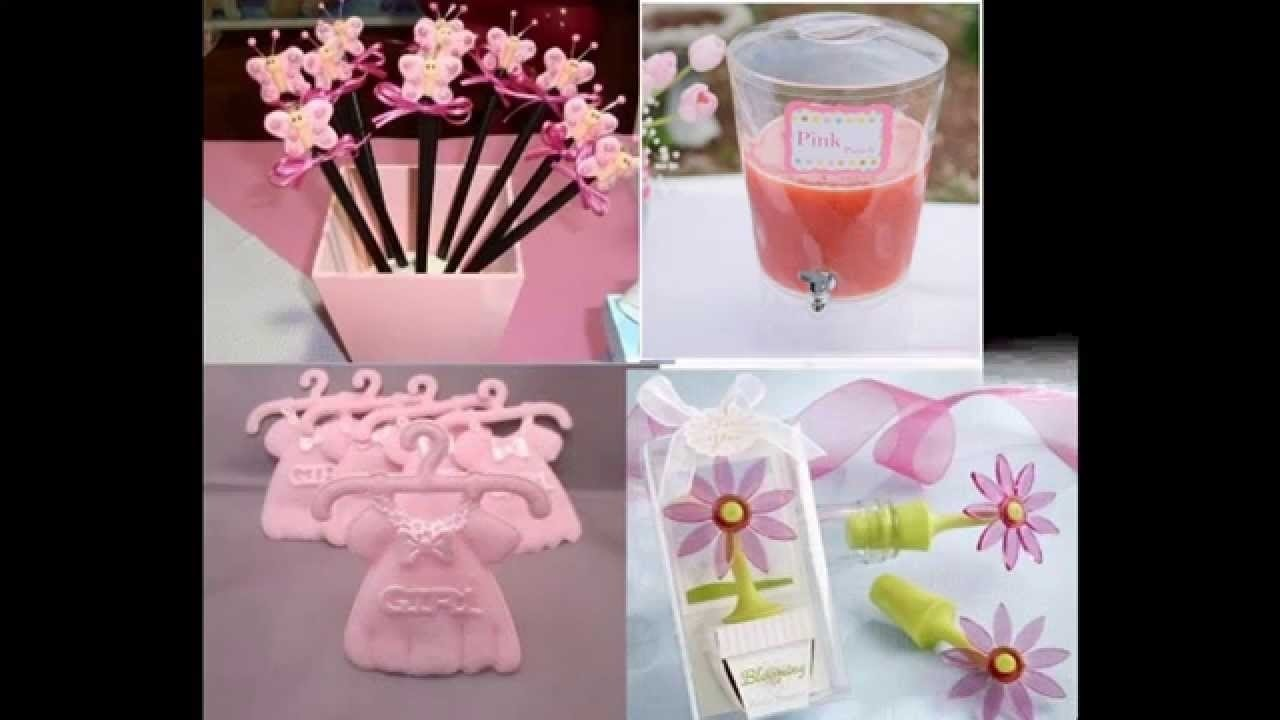 10 Stylish Centerpiece Ideas For Baby Shower For A Girl diy baby shower decorations wedding 1 2020