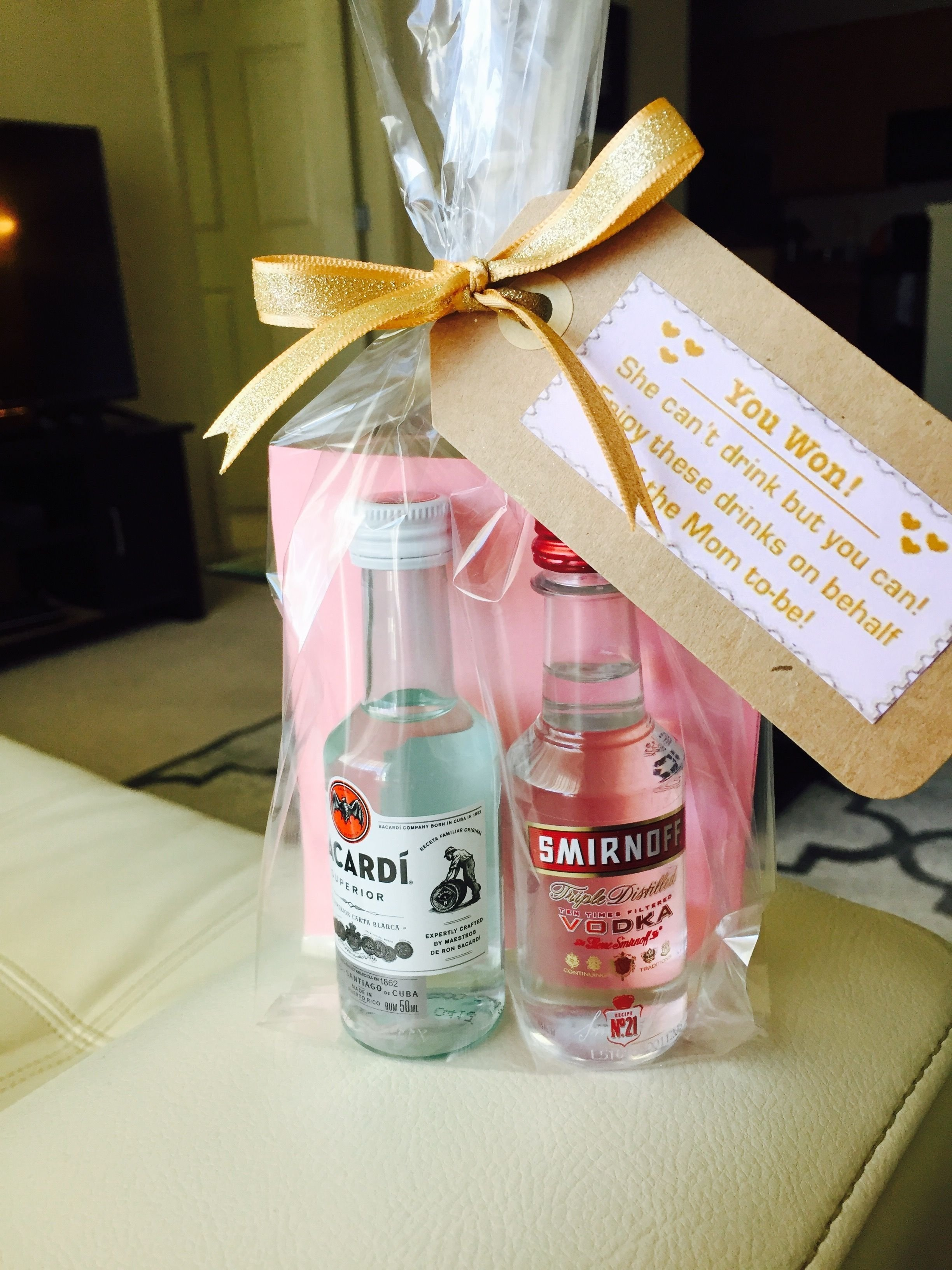10 Awesome Goodie Bag Ideas For Adults diy baby shower game favors for men for a co ed shower cute gift 5 2021