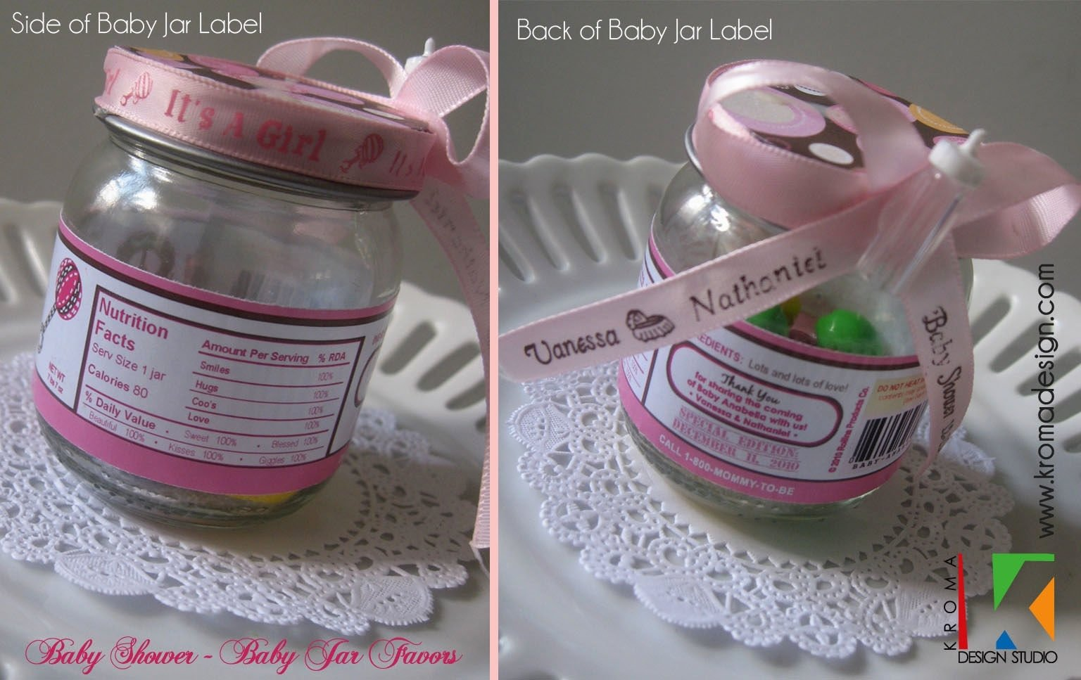 10 Gorgeous Baby Shower Favor Ideas For Girls diy baby shower party favors for a girl archives decorating of party 2020