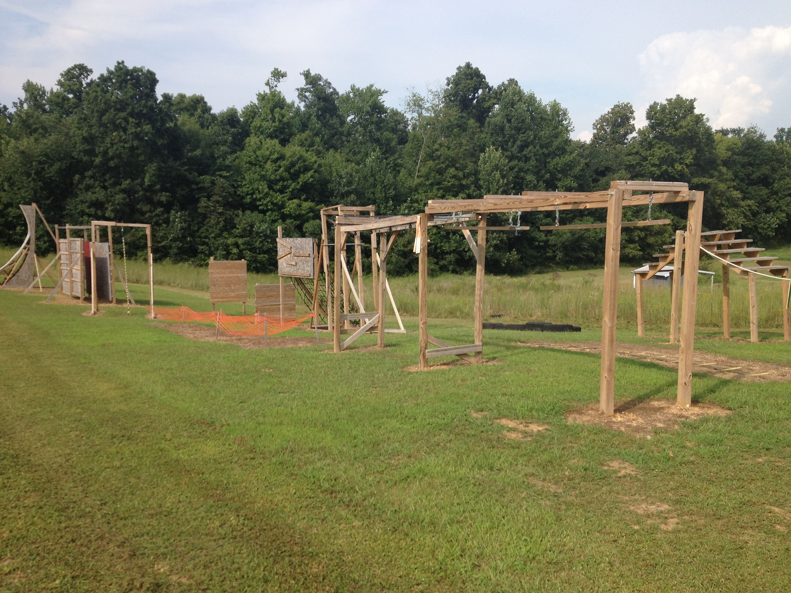 diy backyard obstacle course - yahoo search results | american ninja