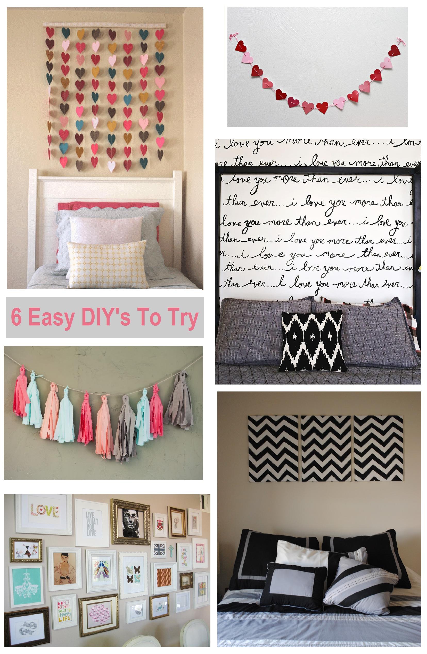 10 Fabulous Diy Decorating Ideas For Bedrooms diy bedroom decor beautiful amazing bed on marvelous diy bedroom 2020