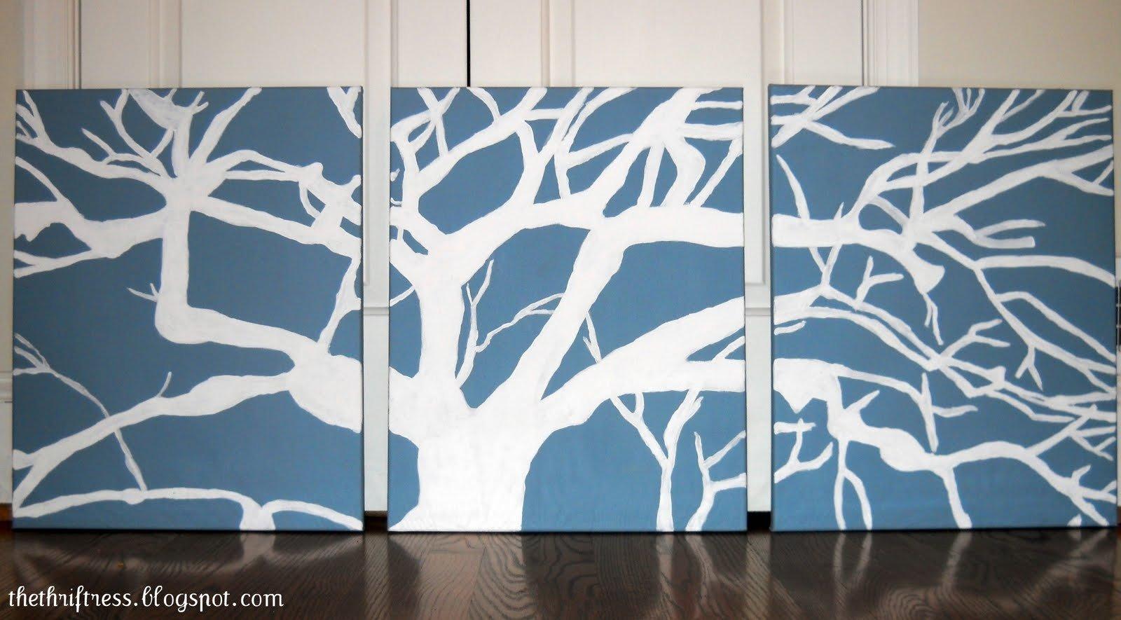 10 Fantastic Diy Canvas Wall Art Ideas diy canvas wall art ideas stencils paint tierra este 28929 2020