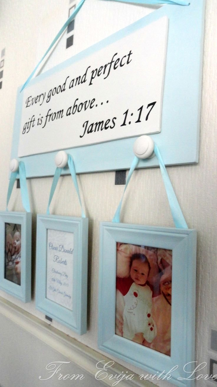 10 Unique Gift Ideas For Baptism Boy diy christening present for a very special boy baby boy quotes 2020