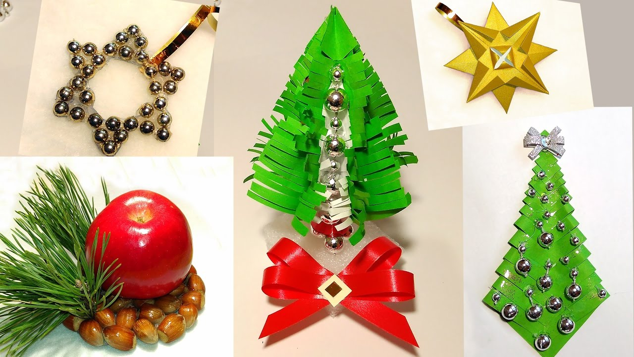 10 Attractive Ideas For Christmas Decorations To Make diy christmas decorations diy room decor ideas projects youtube