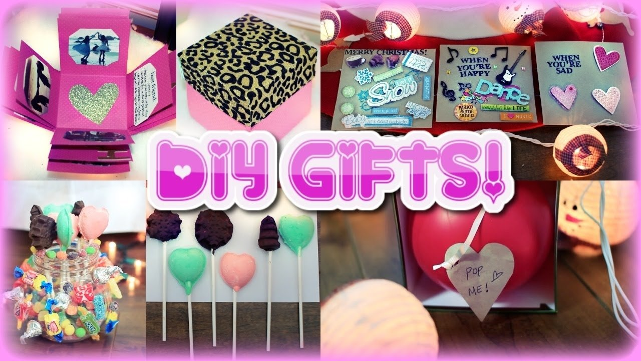diy christmas gift ideas for super cheap + easy! ♡ - youtube