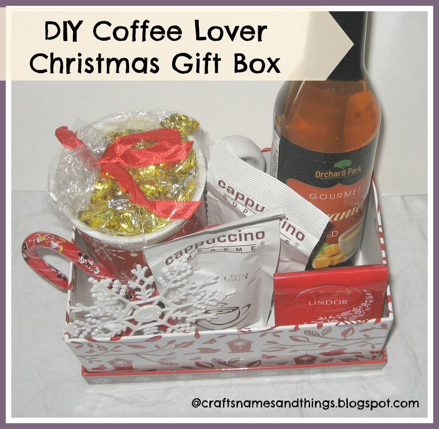 10 Pretty Gift Ideas For Coffee Lovers diy christmas gift ideas how to make coffee lovers christmas gift 2020