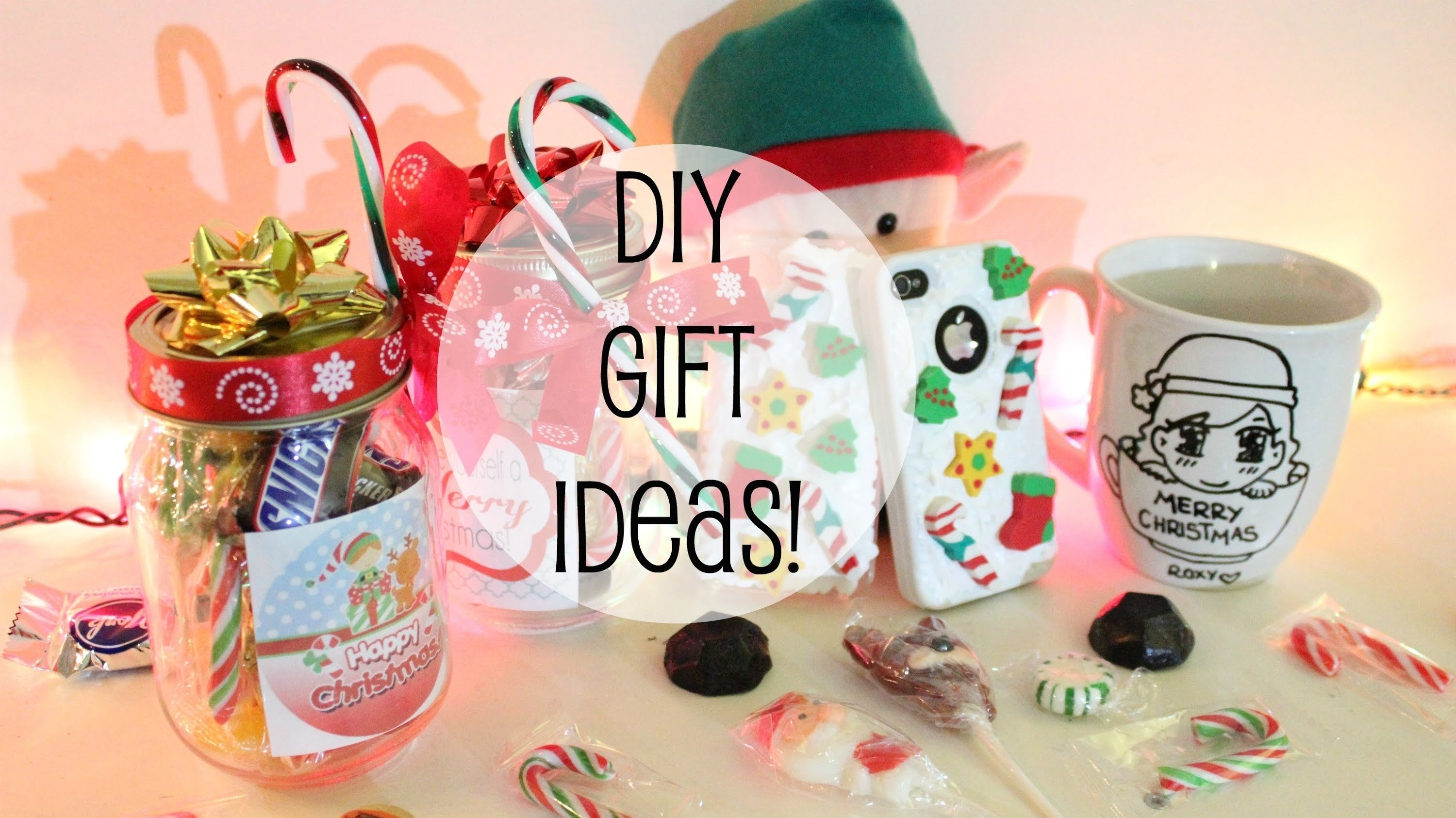 10 Great Great Homemade Christmas Gift Ideas diy christmas gift ideas youtube 9 2020