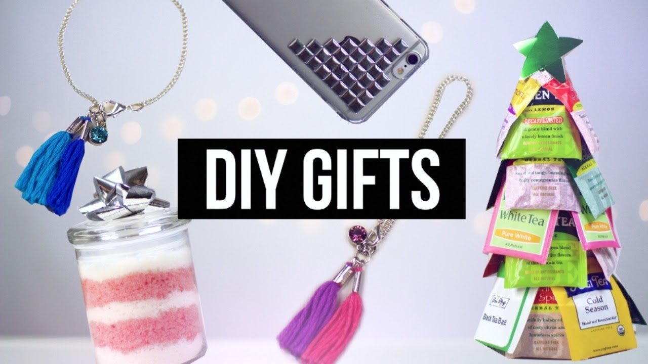 diy christmas gifts people actually want! pinterest 2015 - youtube