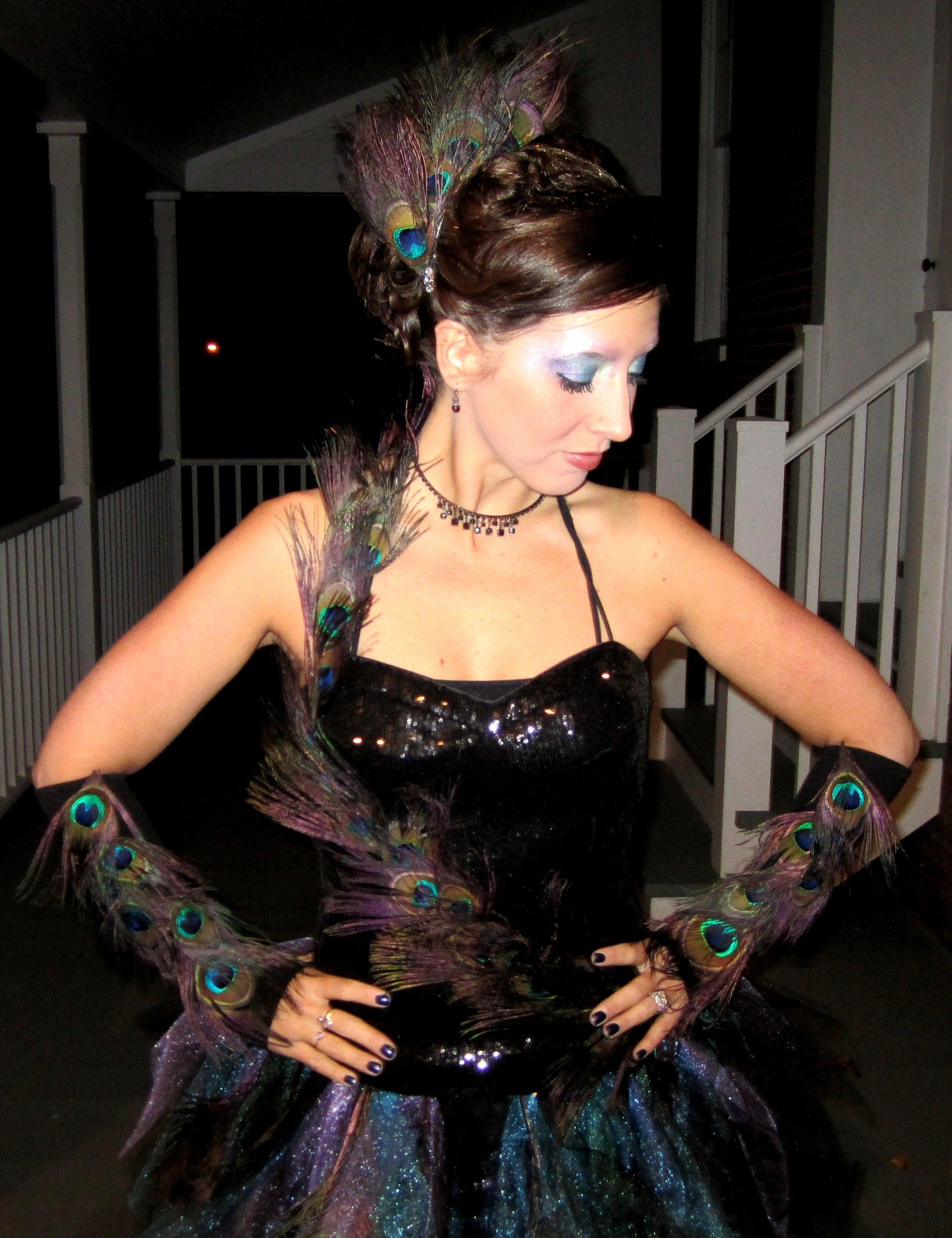 diy – cirque du soleil peacock costume | costumes