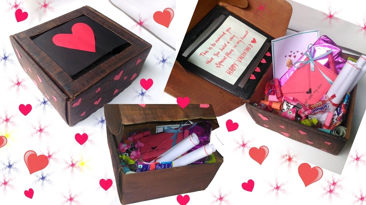 10 Trendy Cute Valentines Day Ideas For Husband diy cute valentines day box idea for him her e29da4 youtube 2 2020