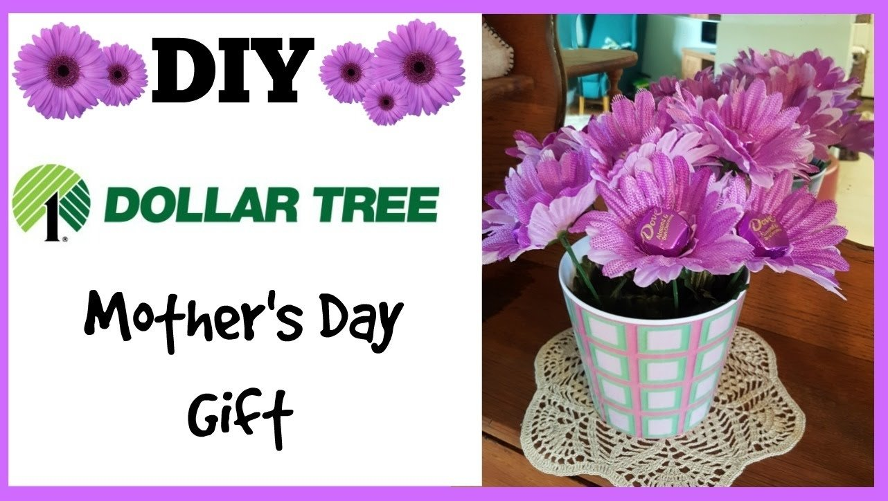 10 Most Popular Mother Day Gift Ideas For Wife diy dollar tree mothers day gift idea youtube