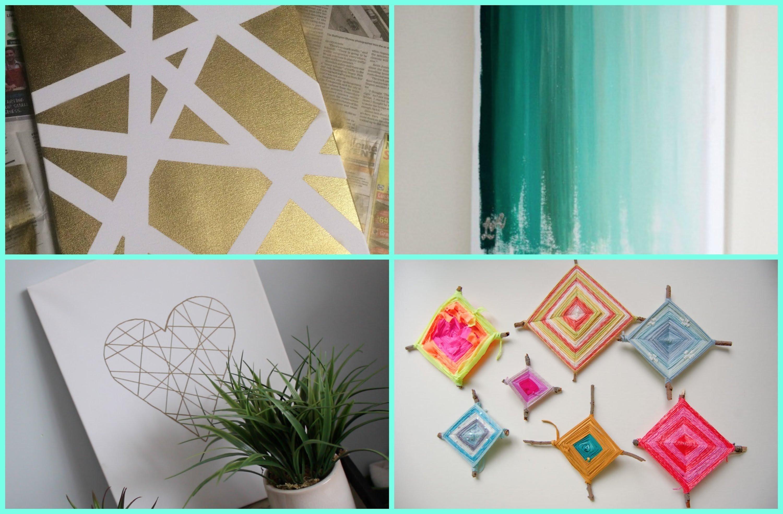 10 Cute Dorm Room Decorating Ideas Diy diy dorm room decor wall art youtube