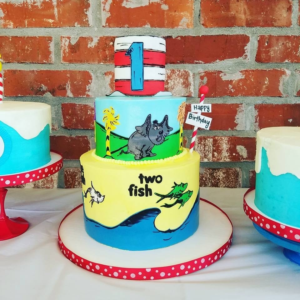diy dr. seuss 1st birthday party! - project nursery