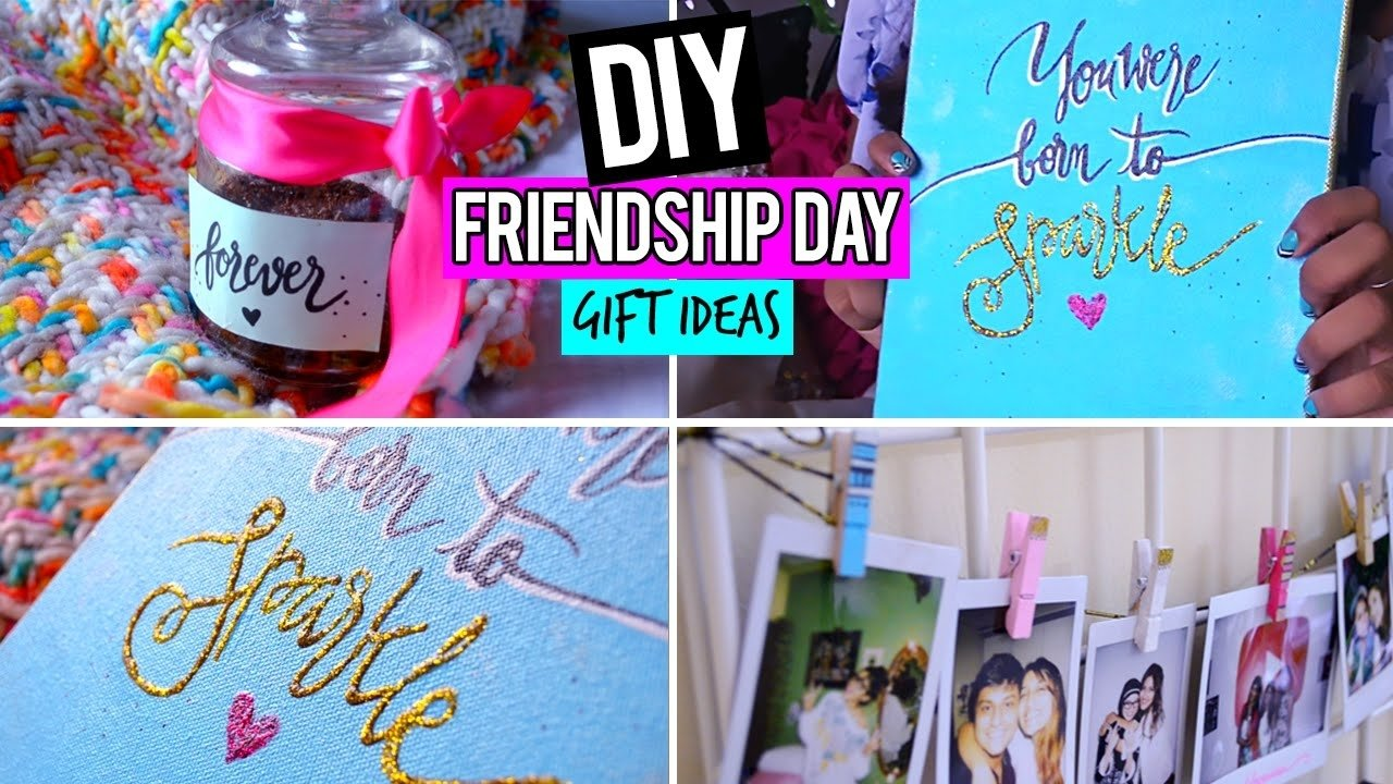 10 Fabulous Diy Gift Ideas For Friends diy easy friendship day gift ideas youtube 2
