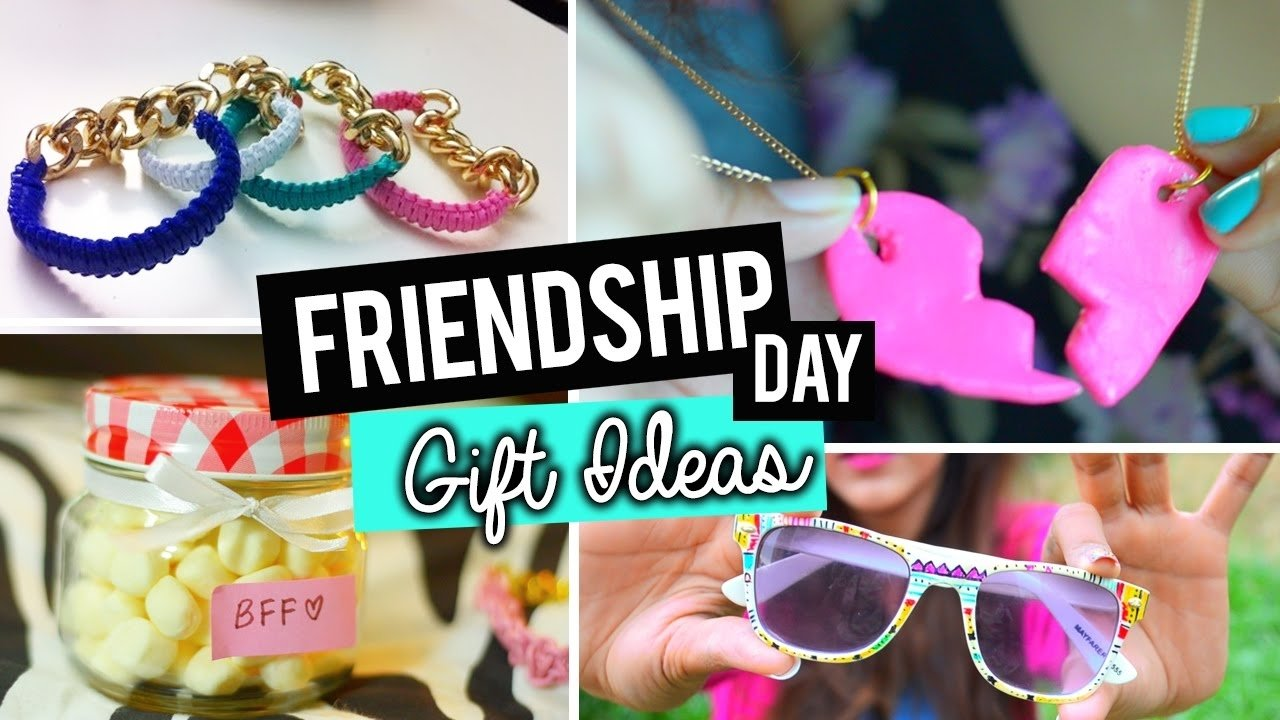 10 Most Recommended Homemade Gift Ideas For Best Friend diy easy friendship day gift ideas youtube