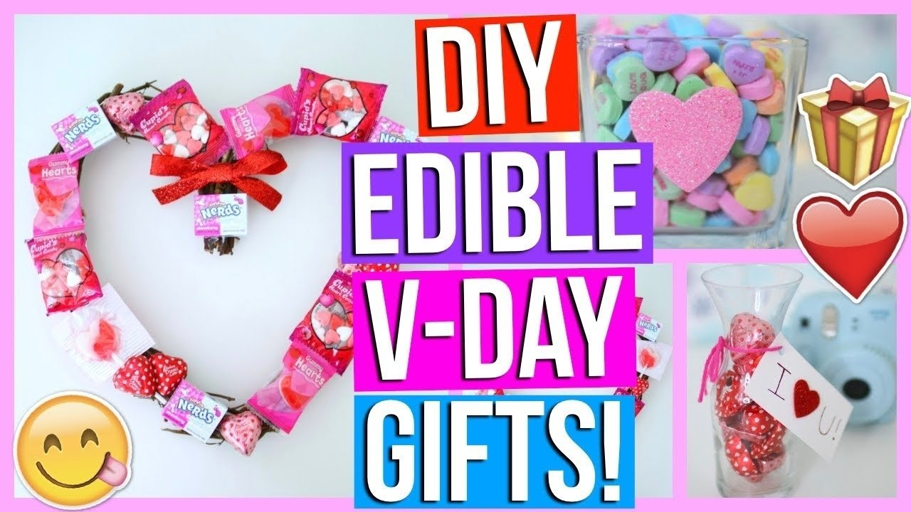 10 Lovable Valentine Gift Ideas For Friends diy edible valentines day gifts 2018 gift ideas for friends 2020