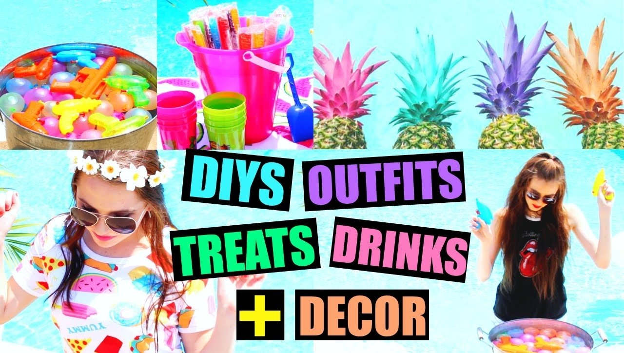 10 Lovely End Of School Year Party Ideas diy end of the school year party summer bash youtube 3