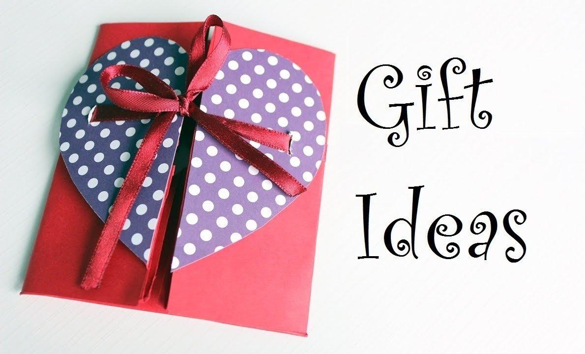 10 Best Birthday Card Ideas For Boyfriend diy envelope paper heart card gift make for boyfriend girlfriend
