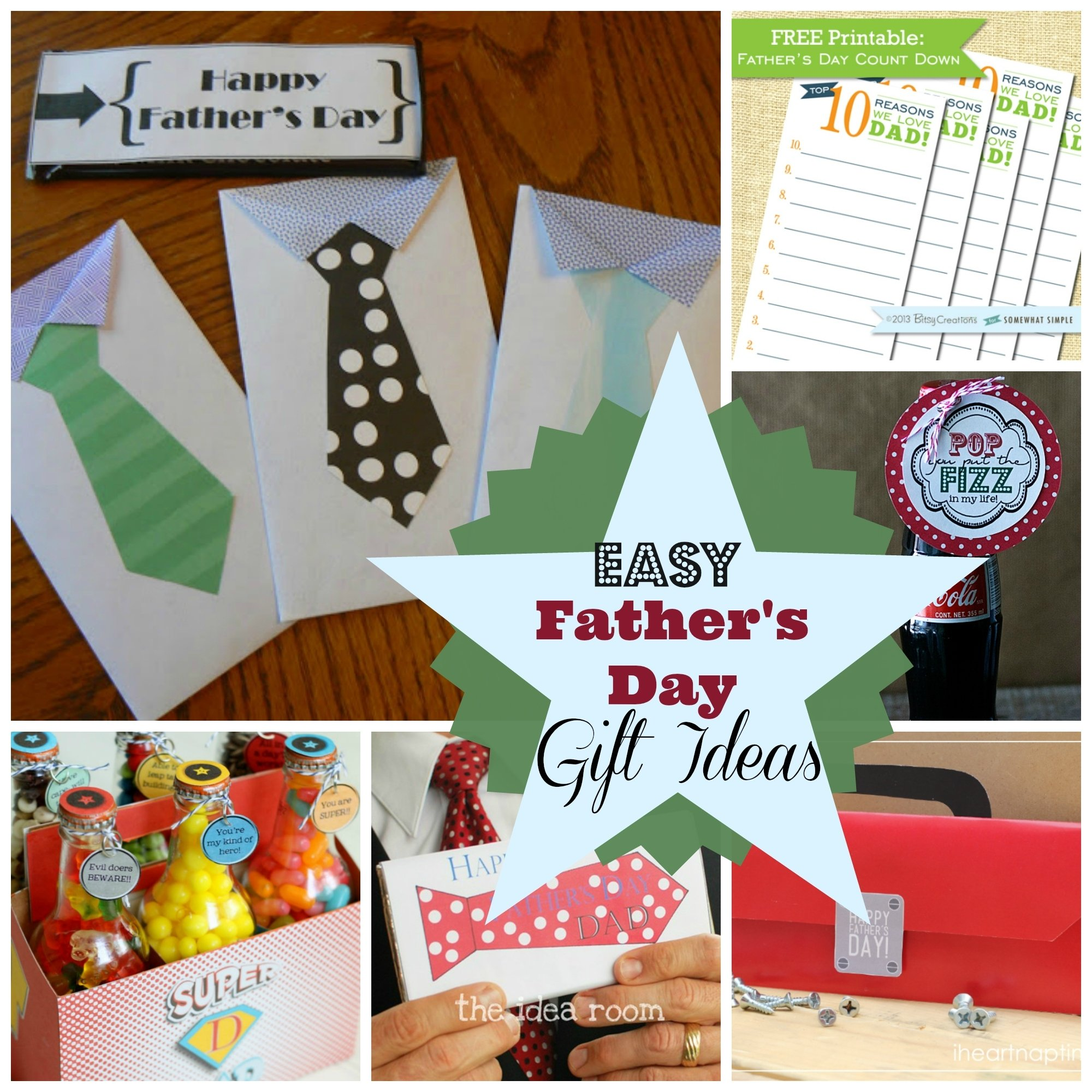 10 Great Gift Ideas For Fathers Day diy fathers day gift ideas 4 2020