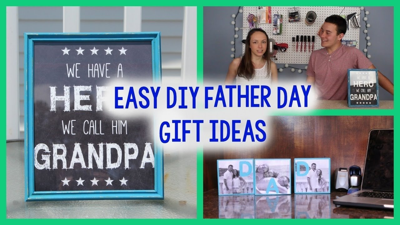 10 Perfect Fathers Day Homemade Gift Ideas diy fathers day gift ideas easy cheap crafts pinterest 2020