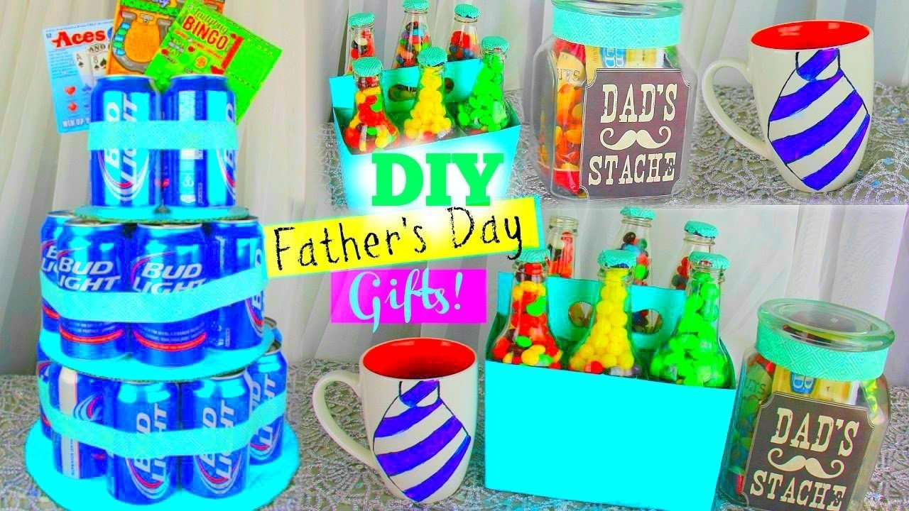 10 Stylish Homemade Fathers Day Gift Ideas diy fathers day gifts pinterest inspired e299a1 youtube 1 2020