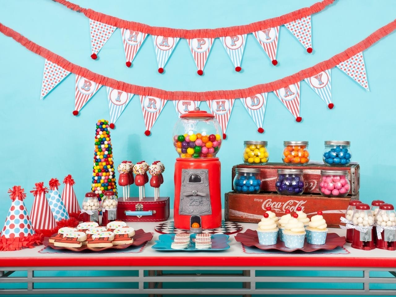 diy favors decorations kids birthday parties entertaining - tierra