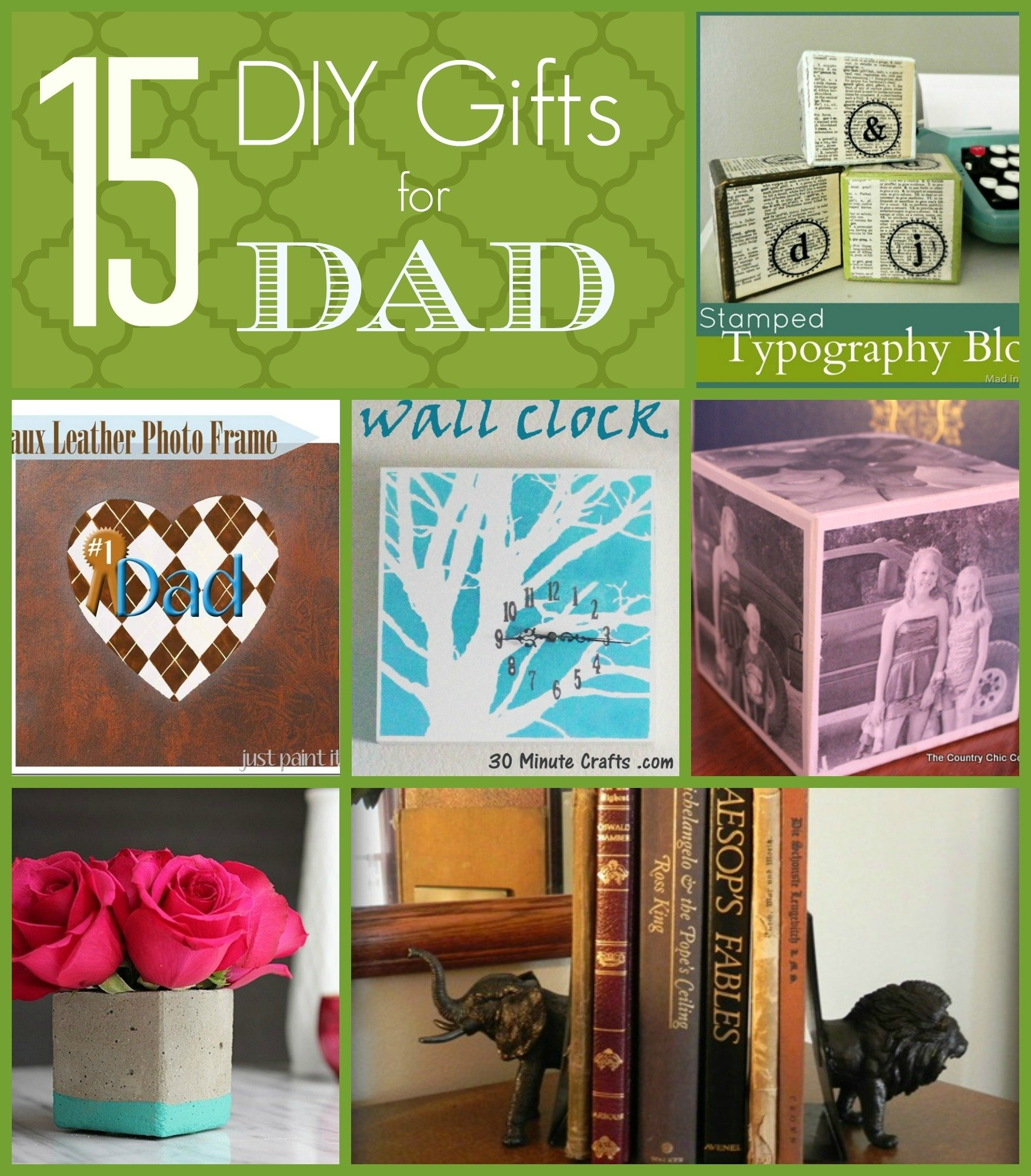 10 Elegant Homemade Gift Ideas For Dad diy for dad diy presents home design gifts your pas cool and easy 2021