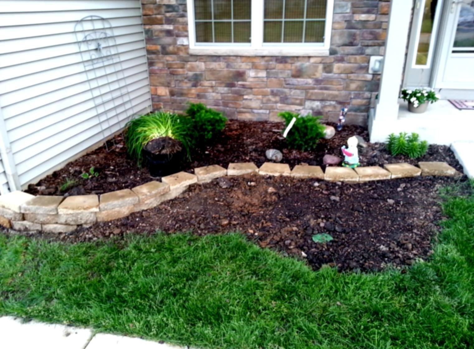10 Famous Landscape Ideas On A Budget diy front yard landscaping ideas on a budget for landscape in ranch 2021