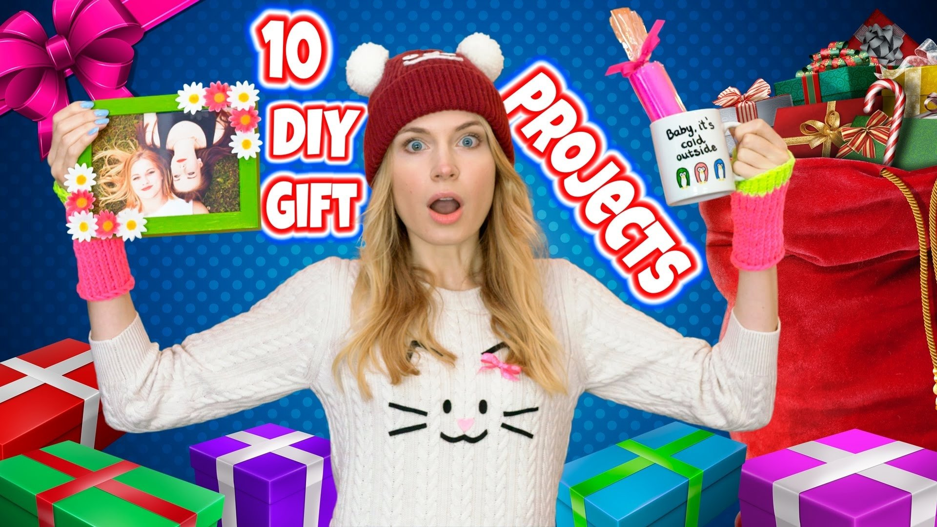 10 Attractive Gift Ideas For 21 Year Old Female Diy Christmas Gifts