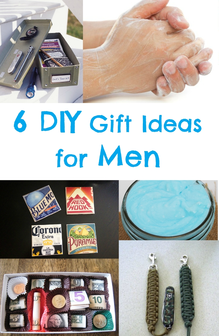 diy gift ideas for men - fabulessly frugal