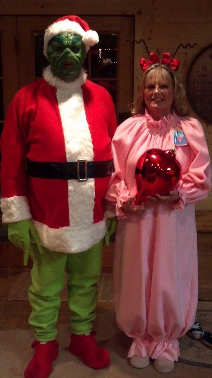 10 Stylish Cindy Lou Who Costume Ideas diy grinch and cindy lou who couples halloween costumes halloween