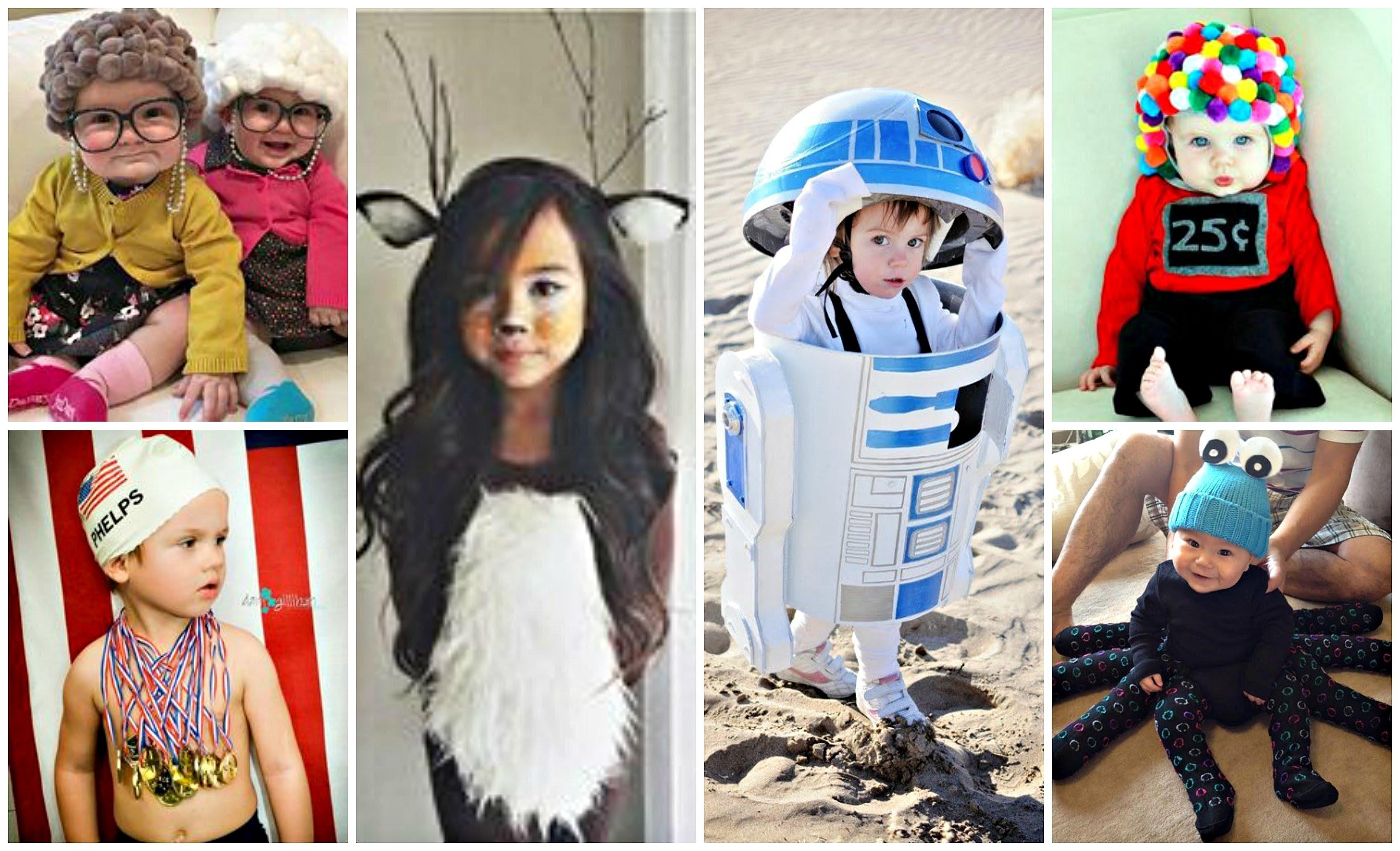 10 Awesome Boys Homemade Halloween Costume Ideas diy halloween costume ideas for kids toddlers youtube 3